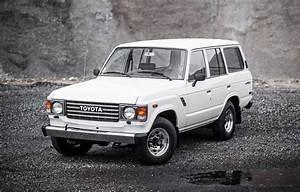 1987 Toyota Land Cruiser Fj60 For Sale On Bat Auctions