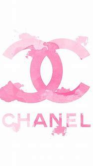 Chanel pink Logos