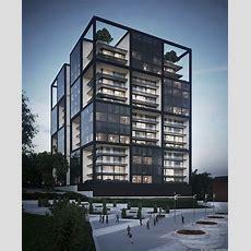 Residential Building Concept  Architecturelove Facade