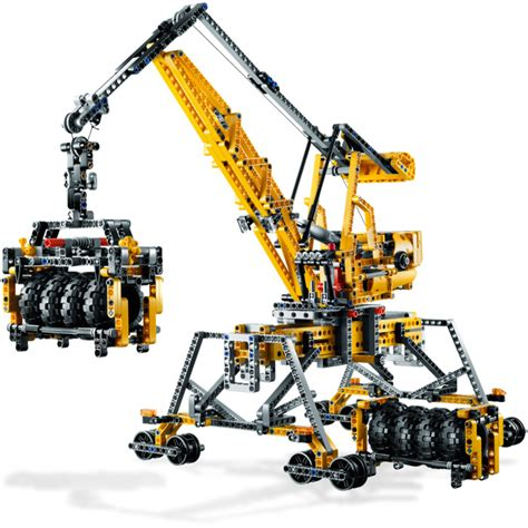 lego mobile crane set  brick owl lego marketplace