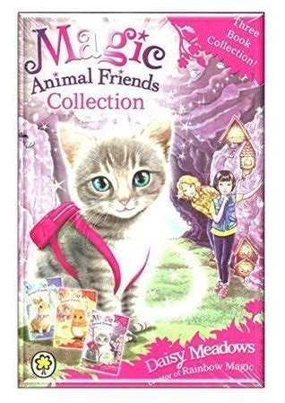 magic animal friends collection box set  daisy meadows