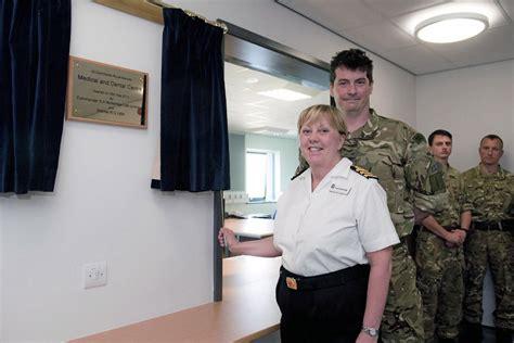 medical centre  royal marines   commando