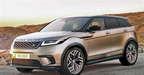 Burlappcar 2019 Range Rover Evoque