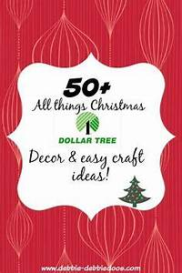 Dollar tree Christmas decor and craft ideas 50 ideas to