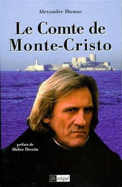 livre le comte de monte cristo alexandre dumas