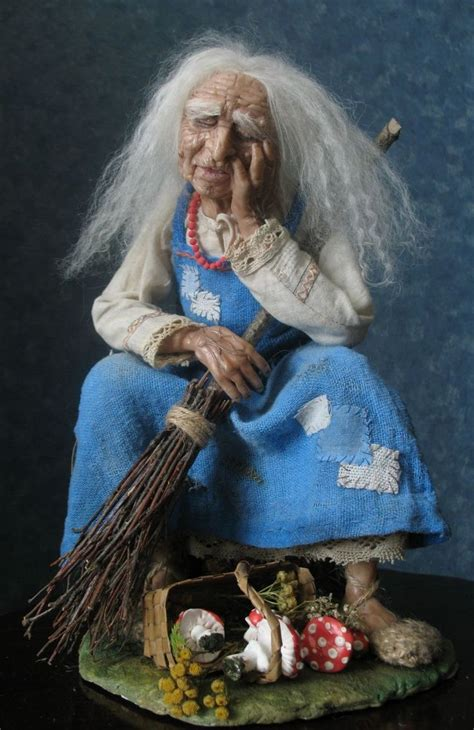 baba witch yaga dolls kitchen jaga ailene fields toys doll witches halloween