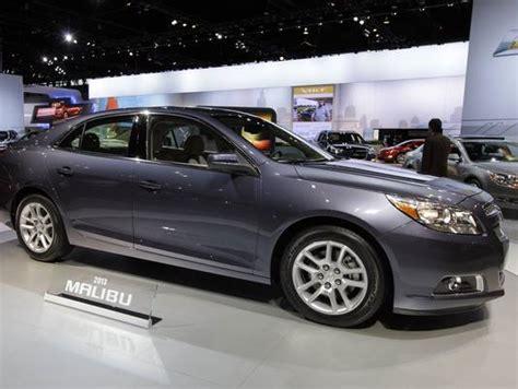 Chevrolet Malibu Recall 2013 Models Affected