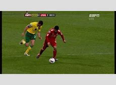 Football GIF Luis Suarez Nails One From 45+ Yards vs