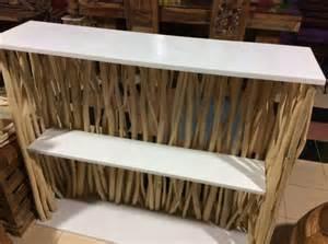ladaire design en bois flotte bois flott 233 sp 233 cialiste du mobilier et de la d 233 coration dans le bassin d arcachon h 56
