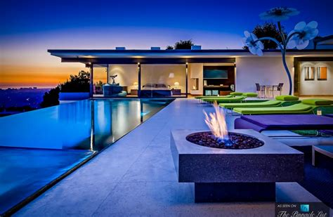Avicii's Los Angeles Mansion