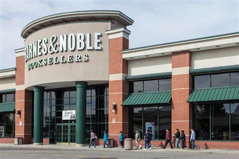 Barnes Anx Noble by Opinion Save Barnes Noble The New York Times