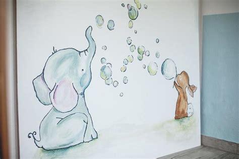 Unglaubliche Inspiration Wandbilder Babyzimmer Und Geniale