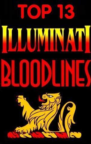 illuminati 13 bloodlines 13 satanic bloodlines of the illuminati world tv