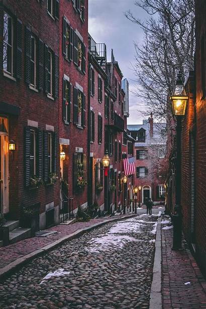 Town Road Wallpapers Boston