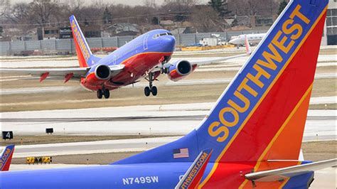 Southwest to begin flying out of both Bush ...