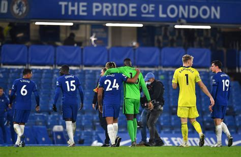 Chelsea Player Ratings Vs Sheffield United - The 4th Official