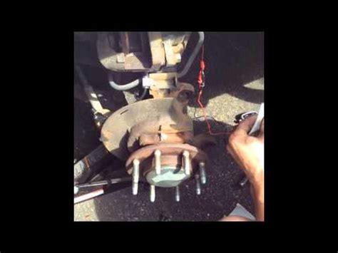 abs wheel speed sensor fix youtube
