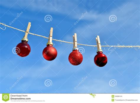 on line baubles stock images image 34808144