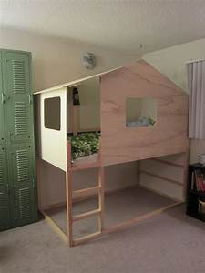 6 Ikea Hacks: KURA Children's beds Design Joy