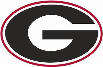 Georgia Bulldogs Wikipedia Baseball Svg