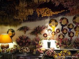 Composition Fleurs Séchées : fleurs s ch es de bayet artisans et producteurs bayet auvergne tourisme ~ Teatrodelosmanantiales.com Idées de Décoration