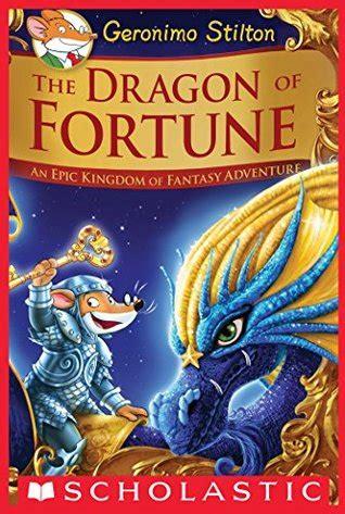 dragon  fortune  geronimo stilton