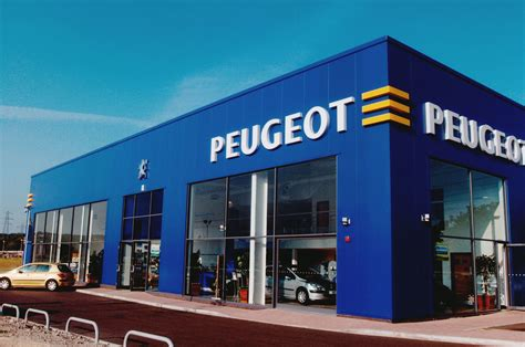 peugeot find a dealer european car sales highest in almost two years in april
