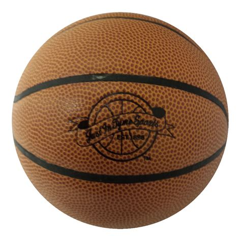 synthetic leather basketball justintymesports