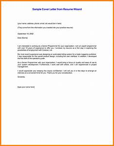 6 sample email for sending resume and cover letter handy With sending cv and cover letter by email
