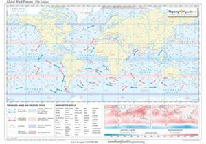 Nautical Charts Online Free Global Wind Patterns World Map Stanfords