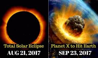 Image result for end of the world news 2017
