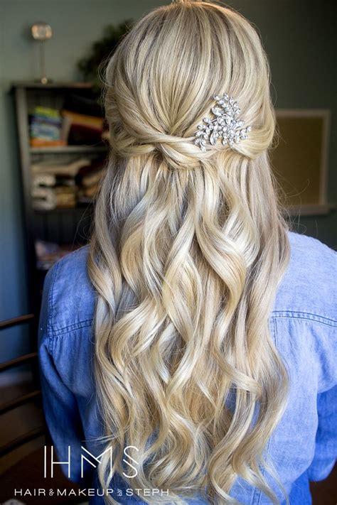 hair style 25 best half up wedding hair ideas on bridal 3653
