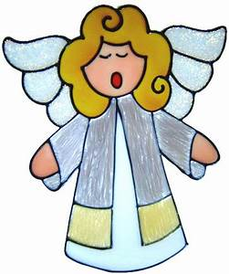 Singing Angel Design