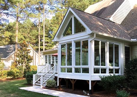 All Season Sunroom Cost by All Season Four Season Room Additions Patio Enclosures