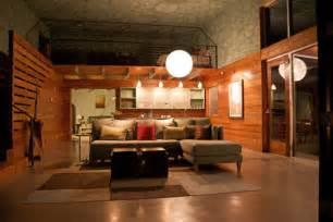 Metal Building Home Interior Design