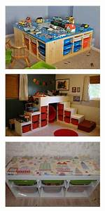 Ikea Trofast Hack : ikea diy projects to make at home frugal family fair ~ Watch28wear.com Haus und Dekorationen