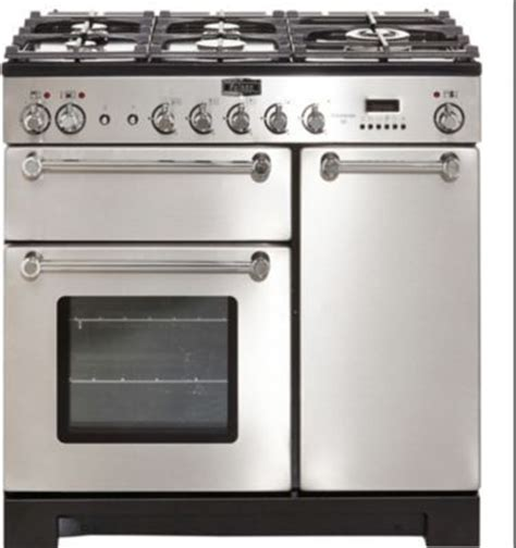 piano de cuisson falcon kitchener 90 inox chrome falcon