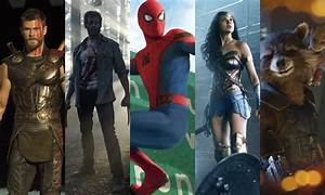 Superhero, Movies, 2017, Which, Is, The, Best