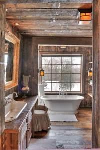 25, Amazing, Diy, Rustic, Bathroom, Decor, You, Should, Have, Ideas