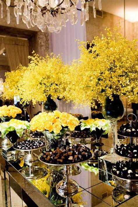 wedding yellow wedding yellow wedding decor yellow wedding