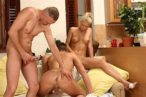 homemade bi orgy