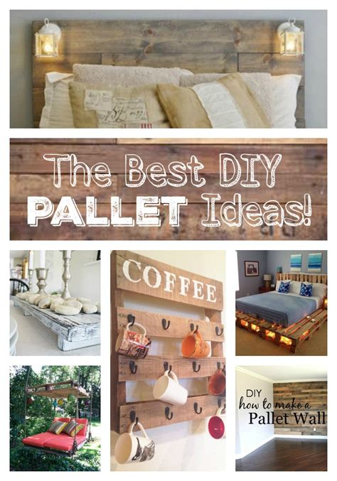 The Best Diy Wood Pallet Ideas Kitchen Fun With My 3 Sons Home Decorators Catalog Best Ideas of Home Decor and Design [homedecoratorscatalog.us]