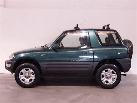 Used Toyota Rav4 by Used 1998 Toyota Rav4 Rav 4 Gx For Sale In Hshire