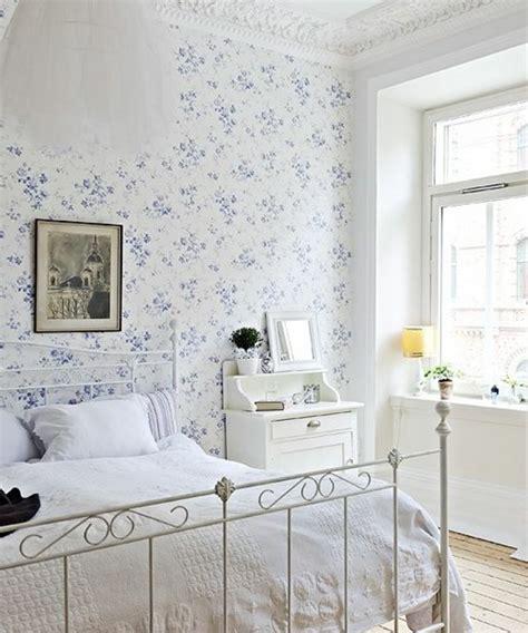 fleurs dans une chambre le papier peint en 52 photos pleines d 39 idées