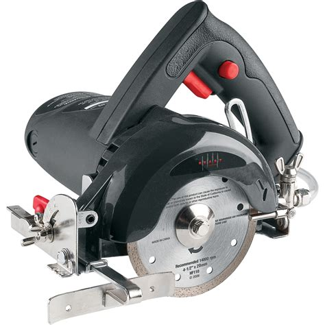 shop beast 5 in 1 6 hp handheld tile saw at lowes