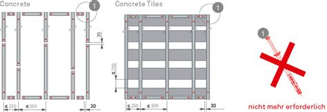 Wpc Dielen Verlegen Auf Beton by Wpc Terrassendielen Verlegen Auf Beton