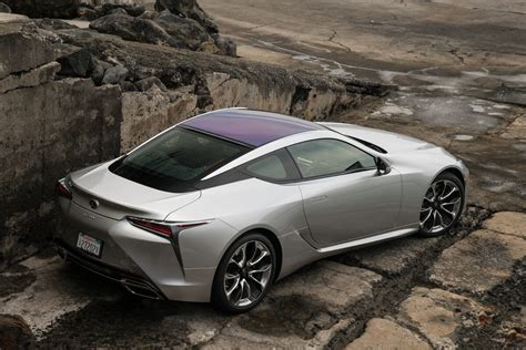 lexus showcases stunning details of lc coupe in new forcegt