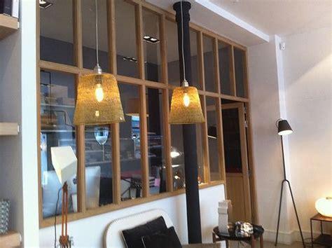 separation en verre cuisine salon séparation entre cuisine et salon plus chaleureux qu 39 en