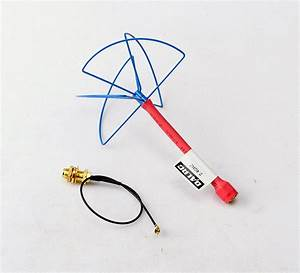 2 4g Diy Circular Polarized Antenna  Rx