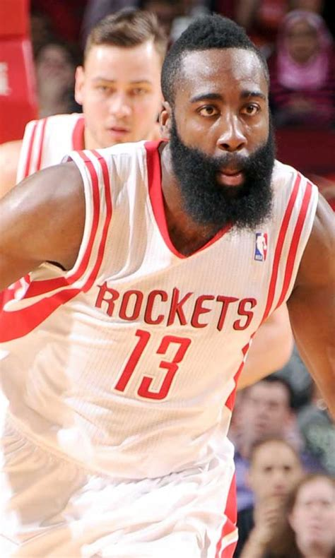 James Harden: I wouldn't shave my beard for $1 million ...